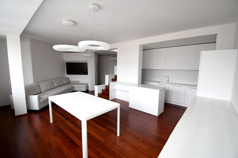 Rekonstrukce Interiéru - kuchyně